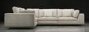 Online Designer Living Room Perry 2 Arm Corner Compact Sofa