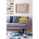 Online Designer Living Room Velvet Navy Pillow