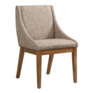 Online Designer Combined Living/Dining William Upholstered Dining Chair