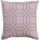 Online Designer Combined Living/Dining Camlin Circular Linen Throw Pillow