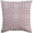 Online Designer Combined Living/Dining Camlin Circular Linen Throw Pillow