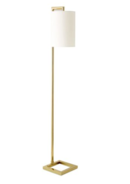 Online Designer Bedroom Everly Floor Lamp, Gold