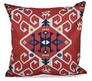 Online Designer Combined Living/Dining MEETINGHOUSE JODHPUR MEDALLION GEOMETRIC OUTDOOR THROW PILLOW