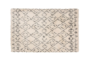 Online Designer Combined Living/Dining Zadar Ivory 8 ft. x 10 ft. Indoor Area Rug