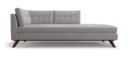Online Designer Bedroom Grey Chaise