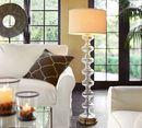 Online Designer Combined Living/Dining JASMINE GLASS FLOOR LAMP BASE