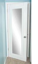 Online Designer Bedroom Over the Door Full Length Wall Mirror