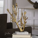 Online Designer Bedroom Golden Coral Statue