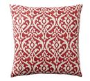 Online Designer Living Room Ingrid Ikat Print Pillow Cover