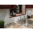 Online Designer Living Room Monarch White Thassos With Carrara Marble Tile