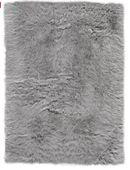 Online Designer Bedroom Hand-Woven Silver Area Rug