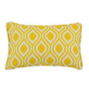 Online Designer Combined Living/Dining Nichole Corn Cotton Lumbar Pillow