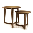 Online Designer Combined Living/Dining Moment End Table by Huppe