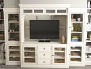 Online Designer Combined Living/Dining Payton Modern Entertainment Center