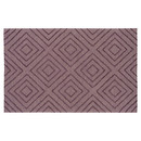Online Designer Bedroom Jaime Rug, Dark Purple/Taupe