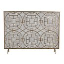 Online Designer Bedroom Geometric Fire Screen design by Lazy Susan