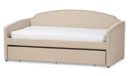 Online Designer Kids Room Baxton Studio Daybed with Trundle
