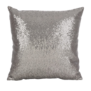Online Designer Living Room Nahush Glam Sequin Throw Pillow by Everly Quinn