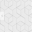 Online Designer Hallway/Entry Rumsey Striped Hexagon 16.5' L x 20.5
