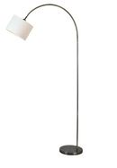 Online Designer Combined Living/Dining Bombardier Arched Floor Lamp