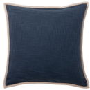 Online Designer Combined Living/Dining COTTON BASKETWEAVE PILLOW COVER, 20