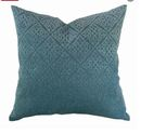 Online Designer Combined Living/Dining Chenille Jacquard Throw Pillow