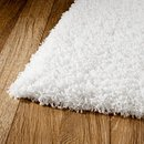 Online Designer Home/Small Office Supreme White Area Rug by Rug and Decor Inc.