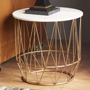 Online Designer Living Room Metal End Table by SagebrookHome