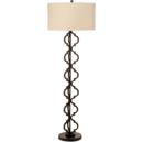 Online Designer Living Room Bassett Mirror Company Gilman Floor Lamp