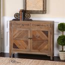 Online Designer Home/Small Office Reclaimed Fir Console Cabinet