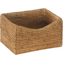 Online Designer Kitchen La Jolla Handwoven Rattan Organizing Basket by Kouboo