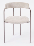 Online Designer Combined Living/Dining Lenox Velvet Dining Chair