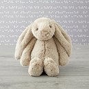 Online Designer Living Room Jellycat Medium Beige Bunny Stuffed Animal