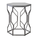 Online Designer Living Room Hexagonal Side Table