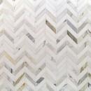Online Designer Bathroom Talon Calacatta & Thassos Marble Tile