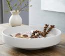 Online Designer Living Room Pure White Ceramic Centerpiece
