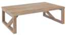 Online Designer Kitchen Verne Coffee Table, Natural