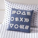 Online Designer Nursery Graphic Throw Pillow