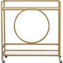 Online Designer Living Room Alsager Serving Cart by House of Hampton
