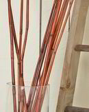 Online Designer Living Room Thin Bamboo - Mahogany