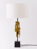 Online Designer Living Room Cubist Table Lamp