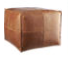 Online Designer Combined Living/Dining leather pouf