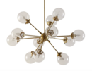 Online Designer Living Room Paige 12-Light Sputnik Chandelier