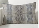 Online Designer Combined Living/Dining Fazzani Silk Pillow with Feather-Down Insert 22