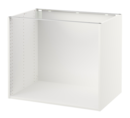 Online Designer Kitchen SEKTION Base cabinet frame, white