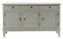 Online Designer Combined Living/Dining Dehavilland 3-Drawer Console