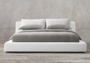 Online Designer Bedroom CLOUD PLATFORM SLIPCOVERED BED