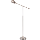 Online Designer Living Room Brushed Steel Floor Lamp