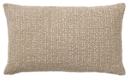 Online Designer Combined Living/Dining TAN LUMBAR PILLOW