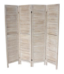 Online Designer Living Room Bozeman 4 Panel Room Divider
